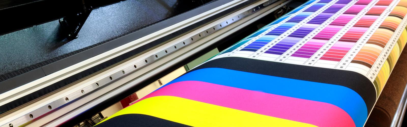 Textile printer no calander needed
